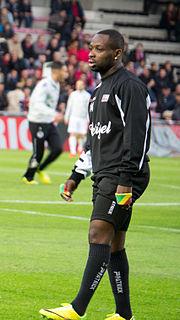 Ladislas Douniama Congolese footballer