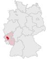 Lage des Landkreises Bernkastel-Wittlich in Deutschland.png