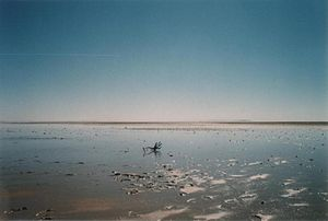 Lake Eyre - Kati Thanda–Lake Eyre South