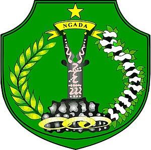 Ngada Regency - Image: Lambang Kabupaten Ngada