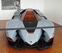 List Of Lamborghini Concept Vehicles Wikipedia