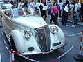 Lancia Aprilia 1941 cabriolet a Caltanissetta 15 09 2013 06.JPG