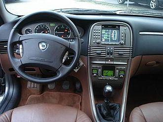 Lancia Lybra - Lancia Lybra Emblema 'Tabacco' interior
