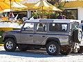 Land Rover Defender 110 Puma 2009 (15088394566).jpg