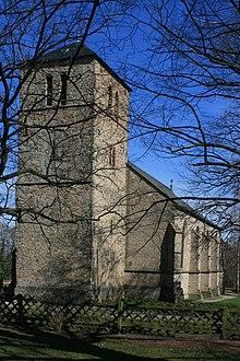 Alte Kirche auf dem Rymelsberg - Langerwehe