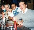 Lars Jacob, Mohombi Moupondo et al 2001.jpg