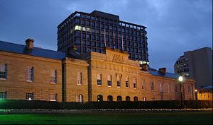Lascar Parliament House (Hobart) (4551936219)