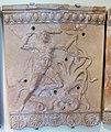 Lastre campana con tre fatiche di ercole, da quadraro, 0-50 dc ca. 03 leone nemeo.JPG