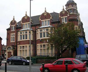Culture of Latvia - A Latvian social club in Leeds, England