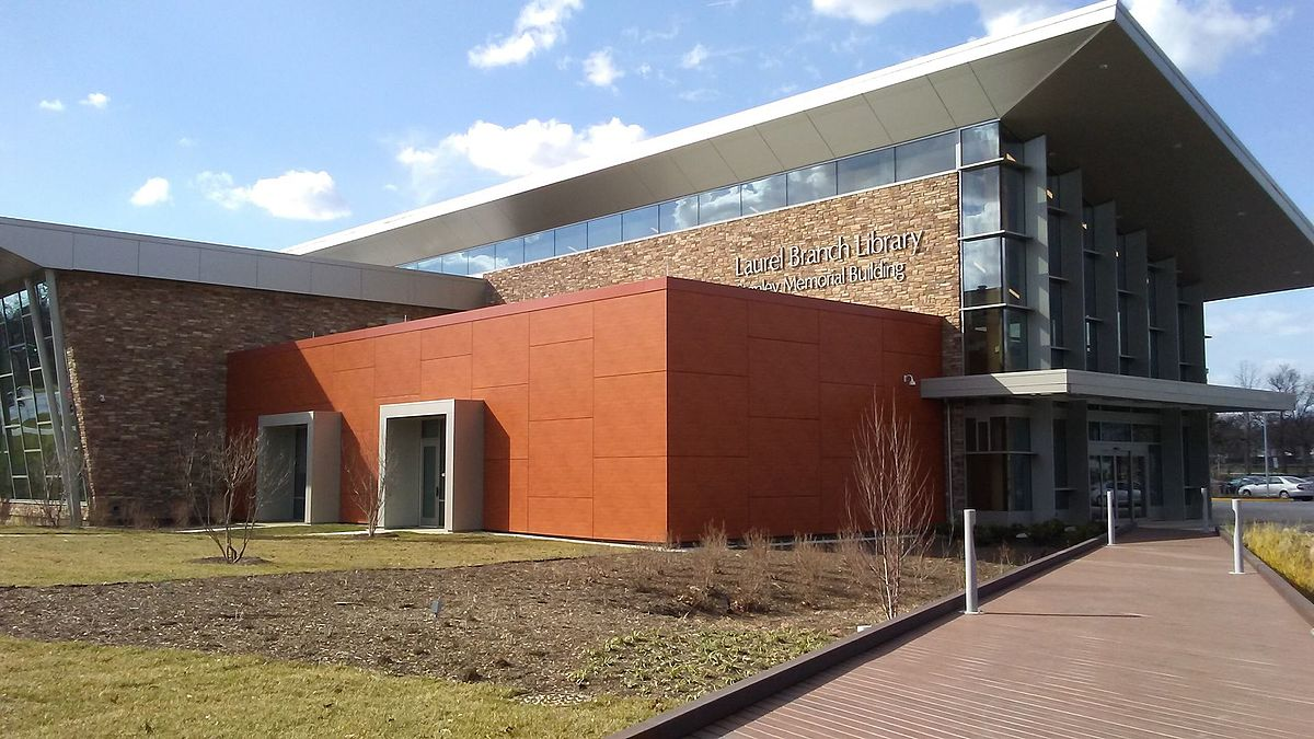 Laurel Branch Library Wikipedia