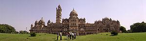 Laxmi Vilas Palace, Vadodara - Lukshmi Vilas Palace