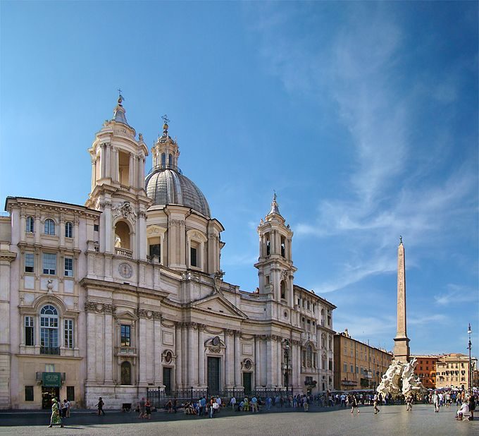 Lazio Roma Navona1 tango7174