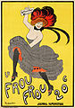 Le Frou Frou, journal humoristique, poster by Leonetto Cappiello, 1899.jpg