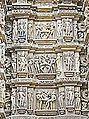 Le Temple Kandariya Mahadeva (Khajurâho) (8503001895).jpg