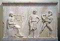 Le concours entre Apollon et Marsyas (Musée national d'archéologie, Athènes) (30673129491).jpg