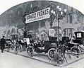 Le stand Renault Frères au salon de l'automobile de Paris en 1901.jpg