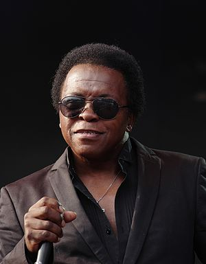 Lee Fields - Lee Fields at Haldern Pop 2013.