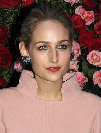 Leelee Sobieski - Sobieski at the 7th Annual Chanel Tribeca Film Festival Artists Dinner in 2012