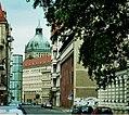 Leipzig, in der Härtelstraße, Kuppel des Reichsgerichtsgebäudes.jpg