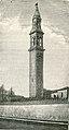 Lendinara campanile della chiesa di Santa Sofia xilografia di Barberis.jpg