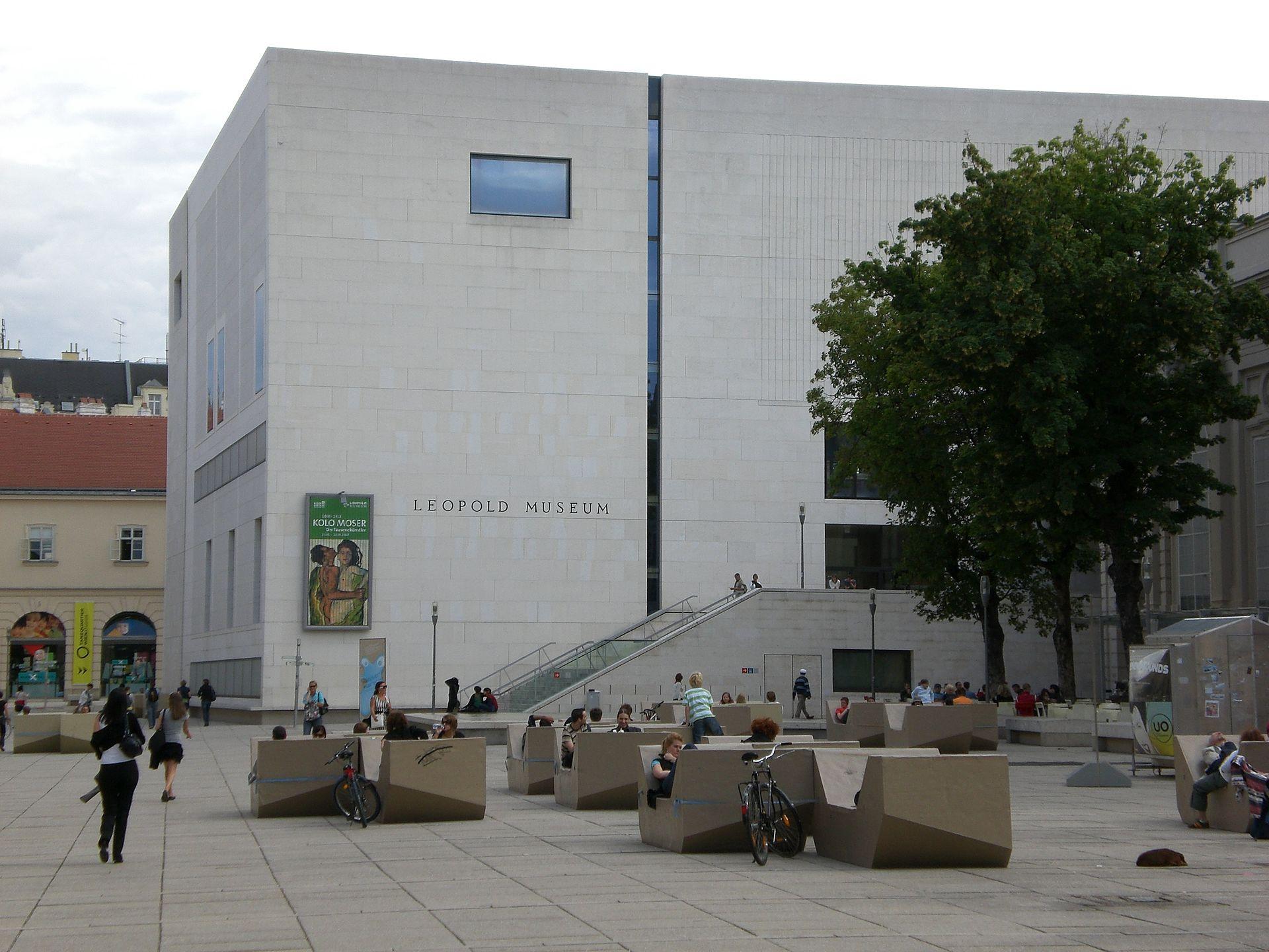 Leopold Museum Vienna