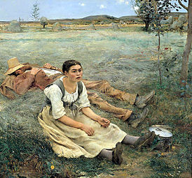 Naturalisme Peinture Wikipedia