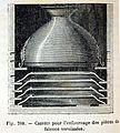 """Les merveilles de l'industrie, 1873 """"Cazette pour l'enfournage des pièces de faïence vernissées"""". (4617779061).jpg"""