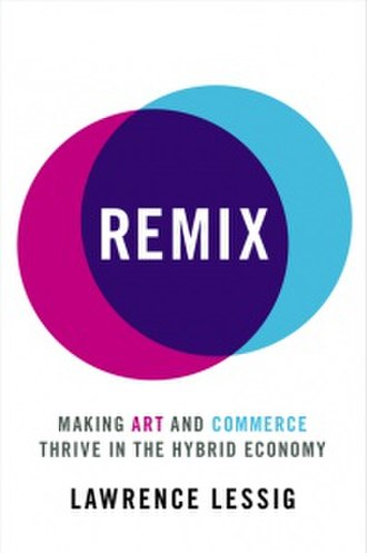 Remix culture - Remix: Making Art and Commerce Thrive in the Hybrid Economy by Lawrence Lessig in 2008 describes the remix culture. The book itself is open for remix due to its availability under a CC BY-NC license.