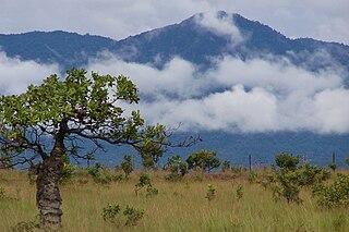 Kanuku Mountains Mountain range in Guyana