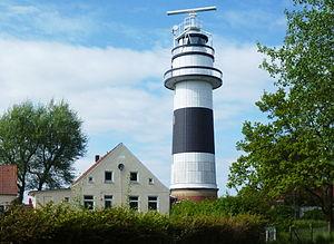 Bülk Lighthouse - Leuchtturm Bülk, 2014