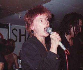 Eve Libertine - Eve Libertine performing in 1981