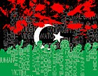 Libyan Opposition Flag - Dont Forget the Benghazi Massacre (2011).jpg