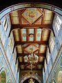 Liepaja Katholische Kathedrale St. Joseph Innen Decke 1.JPG