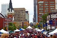 Lilac festival 2004.JPG