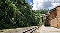Linha férrea da Estação ferroviária de Matilde.jpg