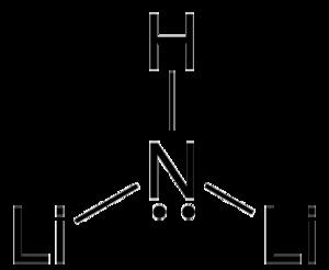 Lithium imide - Image: Lithium imide