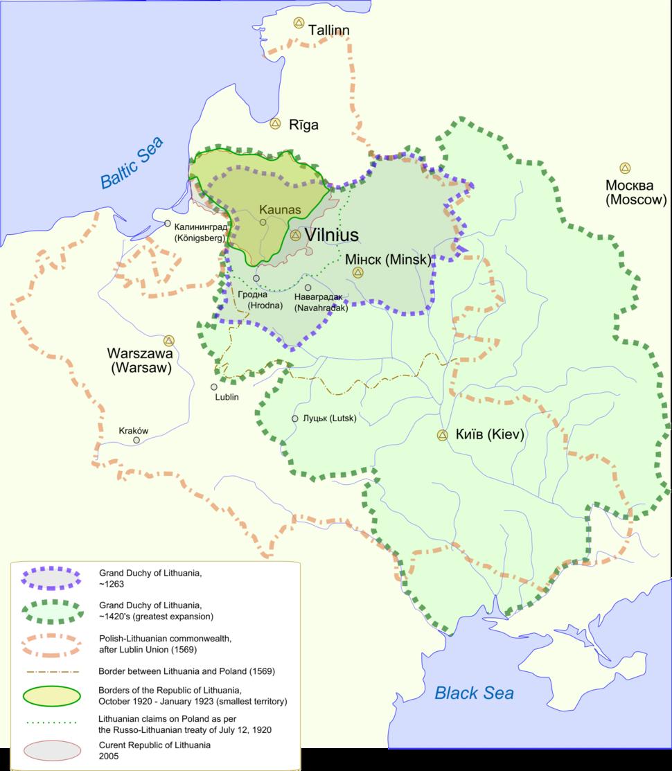 LithuaniaHistory