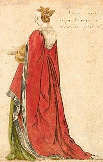 Anna, Grand Duchess of Lithuania Wife of Grand Duke Vytautas