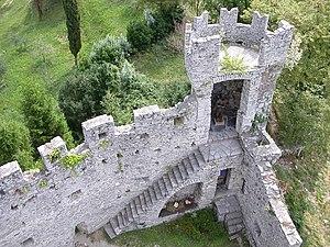 Castello di Vezio - Castello di Vezio.