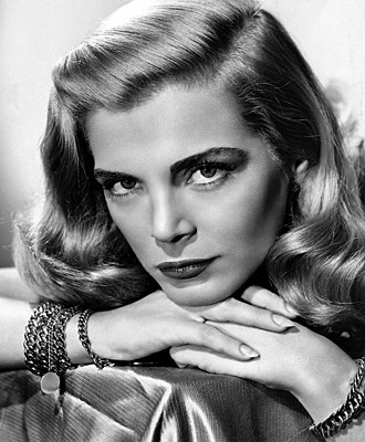 Lizabeth Scott - Scott in 1947