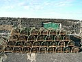 Lobster pots at Craster harbour - 2005-06-25.jpg