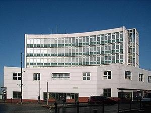 Duke Street, Barrow-in-Furness - Furness House and 'The Mall'