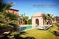 Location de villa à Marrakech http-www.lesjardinsdetouhina.com - panoramio.jpg