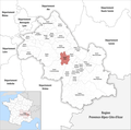 Locator map of Kanton Tullins 2019.png