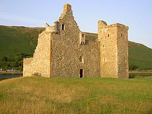 Lochranza Castle - Lochranza castle