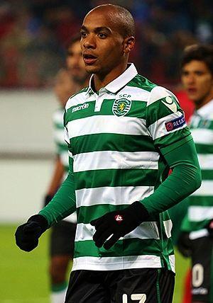 João Mário (Portuguese footballer) - João Mário with Sporting in 2015
