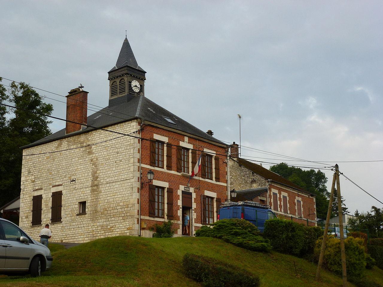 Logny-Bogny (Ardennes) mairie.JPG