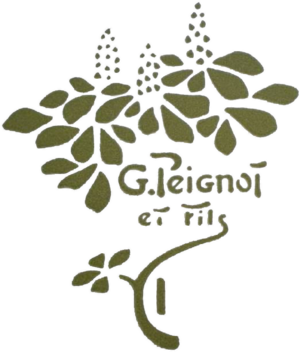 Georges Peignot - Logo for the new G. Peignot et Fils foundry, which Georges Peignot will manage for 17 years, until his death