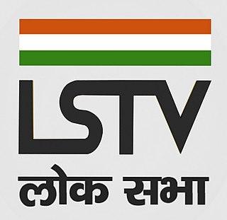 Lok Sabha TV Indian legislative television channel