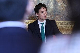 Rory Stewart - Stewart at the London Illegal Wildlife Trade Conference 2018